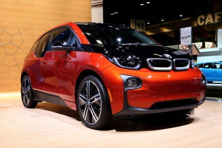 BMW reportedly unveils an i3 redesign in 2017