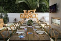 Just Dance Guide to the Perfect Friendsgiving, featuring Vanessa Hudgens!