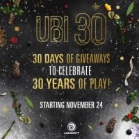 Ubisoft Launching 30 Days of Giveaways