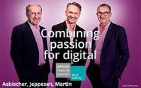 Dentsu Aegis Acquires Swiss Digital Transformation Firm Blue-Infinity