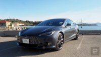 Tesla's super fast P100D offers tech-heavy luxury for the rich