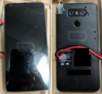 LG G6 Prototype Photos Leaked; Images Show Dual Camera, Rounded Screen