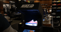 Nike Taps Augmented Reality For Shoe Shoppers