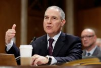 Reuters: Trump admin telling EPA to pull climate change info