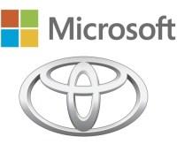 Microsoft Extends Toyota Partnership