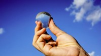 This Edible Water Bottle Is How You'll Drink In The Future