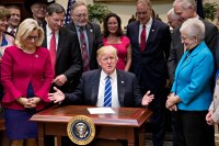 Trump Signs Repeal Of Broadband Privacy Regulations