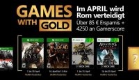 Xbox Games With Gold April 2017 Free Games Lineup LEAKED for Xbox One and Xbox 360