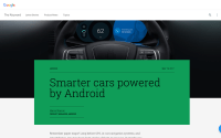 Google Integrates Android OS In Cars: Partners With Audi, Volvo