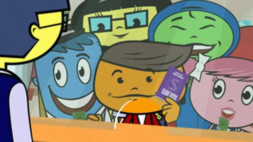 This Cartoon May Save Kids From Their Parents' Financial Mistakes