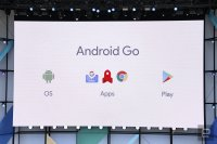Android Go is streamlined for cheap phones