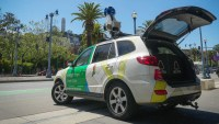These Google StreetView Cars Are Now Mapping And Measuring Pollution