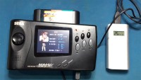 USB-powered Sega Nomad gives you near-endless game time