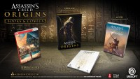 Assassin's Creed Origins Novel, Comics, and More Planned for Fall