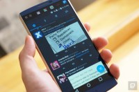 Twitter on Android automatically enters 'night mode' after dark
