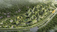 Inside China's Plan For A Massive Forest-Covered City