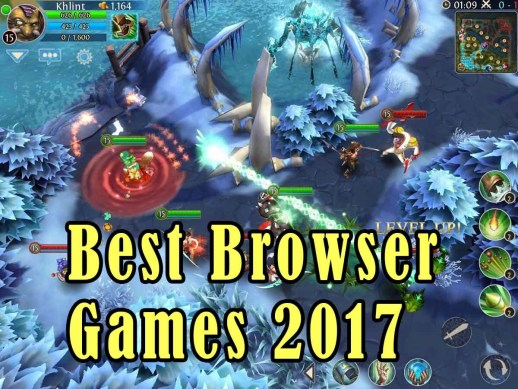 35 Best Browser Games of 2017
