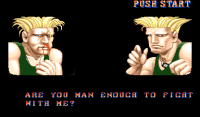 A Japanese cosmetics company found its perfect pitch man: Guile