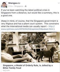 Americans Should Care That Singapore Prosecutes Citizens Over Facebook Posts | DeviceDaily.com