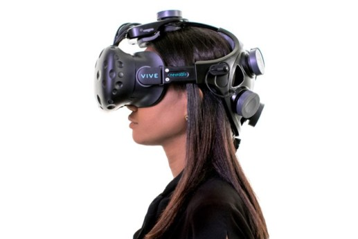 Brain-controlled VR game hints at a hands-free future