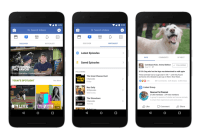 Facebook debuts Watch, its home for original shows