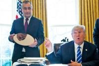 Intel CEO Brian Krzanich drops out of Trump council