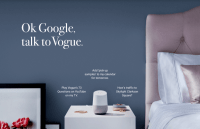 Google Home partnership with Condé Nast's Vogue offers new model for publishers