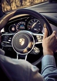 Porsche InnoDrive moves cruise control forward — and through the curves