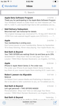 What email marketers should know about iOS 11