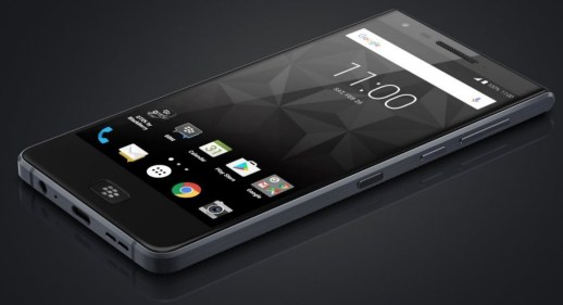 BlackBerry's water-resistant Motion revealed in leak