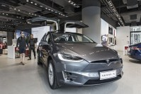 Tesla recalls 11,000 Model X SUVs for seat issues