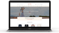 This luxury e-tailer lets customers build their own shopping street