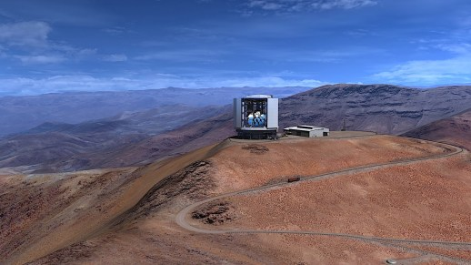 The world's largest telescope will unlock the universe's oldest secrets | DeviceDaily.com