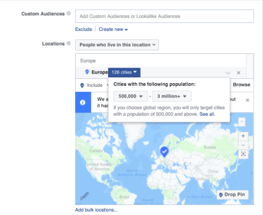 Facebook makes it easier for advertisers to reach people internationally | DeviceDaily.com