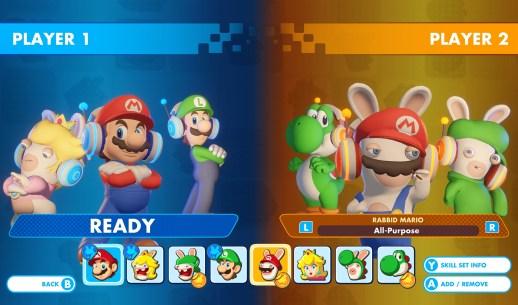 Mario + Rabbids Kingdom Battle Versus Mode Coming December 8