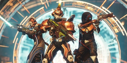 Bungie details 'Destiny 2' DLC's new weapons and armor | DeviceDaily.com