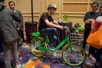 LimeBike adds e-bicycles to its dockless sharing service