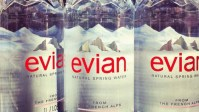 Evian Will Make All Its Water Bottles Out Of 100% Recycled Plastic