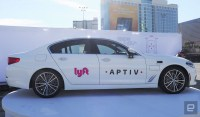 Lyft and Aptiv will partner on self-driving cars beyond CES