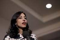 State Department releases emails from Clinton aide Huma Abedin