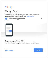 The Gmail Security Gap: Few People Use Two-Factor Authentication