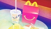 McDonald's is ditching cheeseburgers in Happy Meals, kinda
