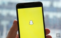 Snapchat drops white frames around Snaps from Camera Roll