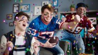 Super Bowl fans will likely stay home on Sunday