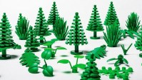 Here's why Lego is swapping plastic for plants