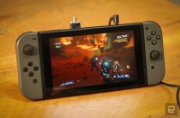 Play 'Doom' with motion controls on Nintendo Switch