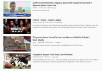 YouTube's trending section shows it has a fake news problem, too