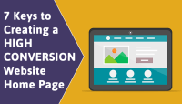 7 Keys to Creating a High Conversion Website Home Page