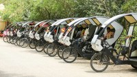 Can This New Electric Rickshaw Stop Cars From Taking Over Asian Cities?