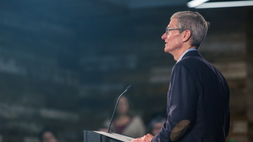 If Tim Cook Hates Facebook's Privacy Sins, He Could Do More About It